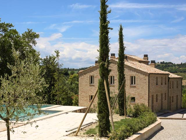 Podere ulissi | le marche holliday rent villa for small group and team building