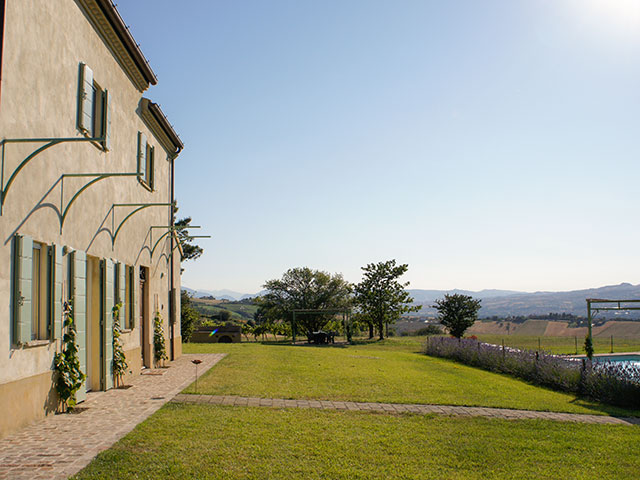 villa guerrieri Le marche holiday | rent villa for holiday in italy