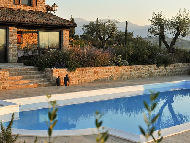 Villa La Contessa for your Holidays in Italy